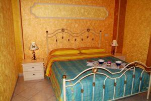 Camera da letto Suite Salina, Taormina appartamenti, Residence da Concettina