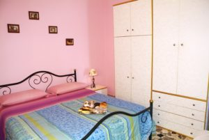 Camera da letto baia blu, Taormina appartamenti, Taormina apartments, Appartamenti Taormina mare