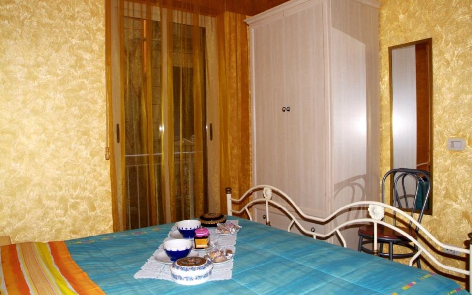 Camera da letto Taormina Appartamenti, Suite Salina