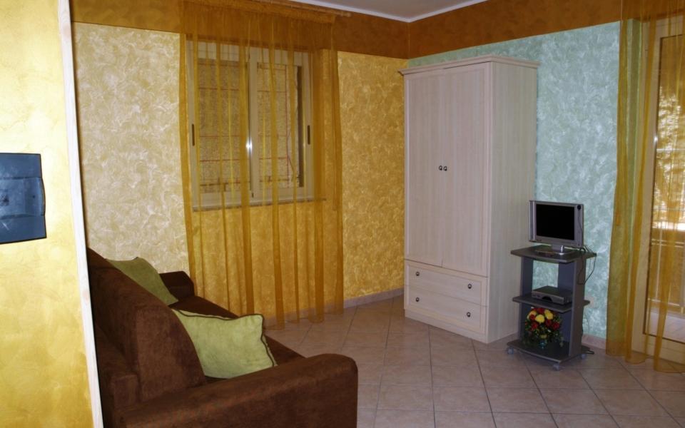 Suite Salina, appartamenti Taormina