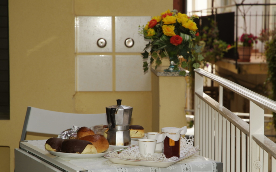 Taormina appartamenti colazione Residence da Concettina