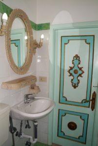 Bagno Baia blu Taormina appartamenti