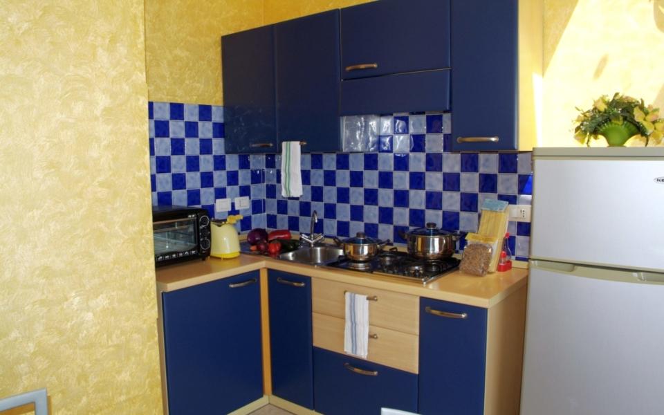 Cucina Bellavista Taormina appartamenti, taormina apartments