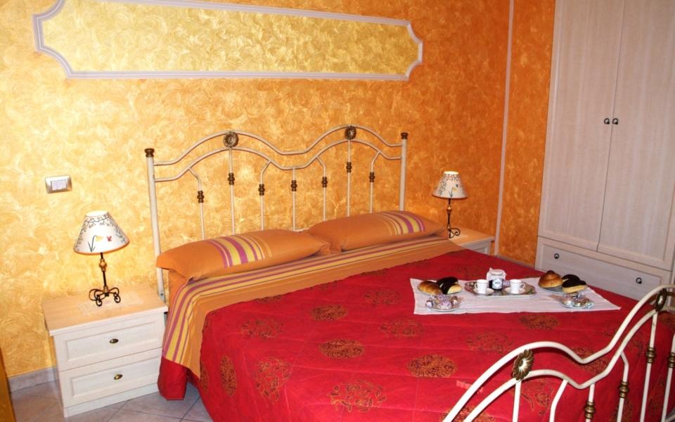 Filicudi Camera da letto, Appartamenti Taormina mare, Taormina apartments