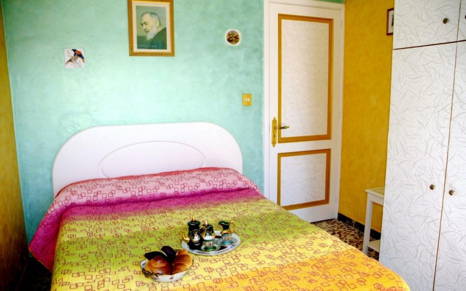 Camera da letto Vico, Appartamento Taormina mare, Taormina apartments